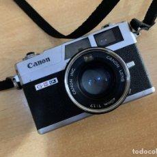 Cámara de fotos: CANON G-III QL. Lote 207109153