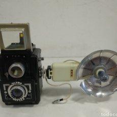 Cámara de fotos: TLR.FEX ULTRA REFLEX 1952.CON FLASH FEX.RAREZA. Lote 207258578