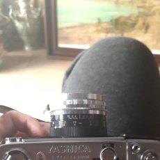 Cámara de fotos: CÁMARA YASHICA MINISTER D. Lote 207327716
