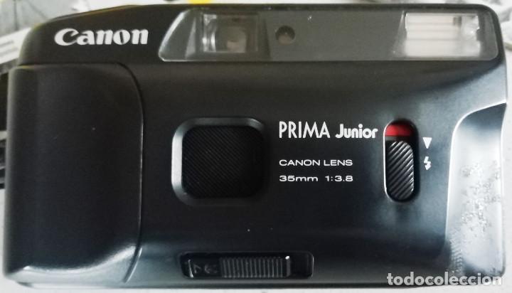 Cámara de fotos: CAMARA CANON PRIMA JUNIOR - Foto 3 - 207470373