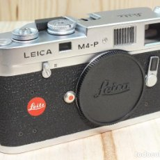 Cámara de fotos: LEICA M4-P 70TH ANNIVERSARY COMMEMORATIVE MODEL 1913-1983 E273. Lote 207605595