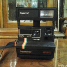 Cámara de fotos: CAMARA FOTOGRAFICA POLAROID SUPERCOLOR 635CL. Lote 207865045