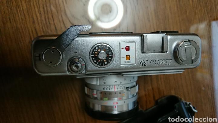 Cámara de fotos: Yashica electro 35 - Foto 3 - 207875512