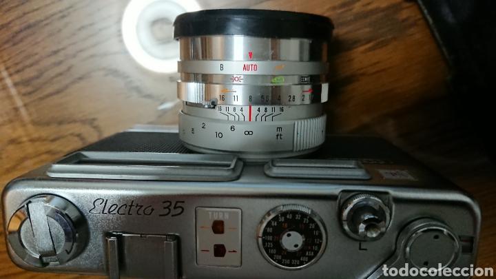 Cámara de fotos: Yashica electro 35 - Foto 5 - 207875512