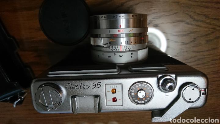 Cámara de fotos: Yashica electro 35 - Foto 6 - 207875512