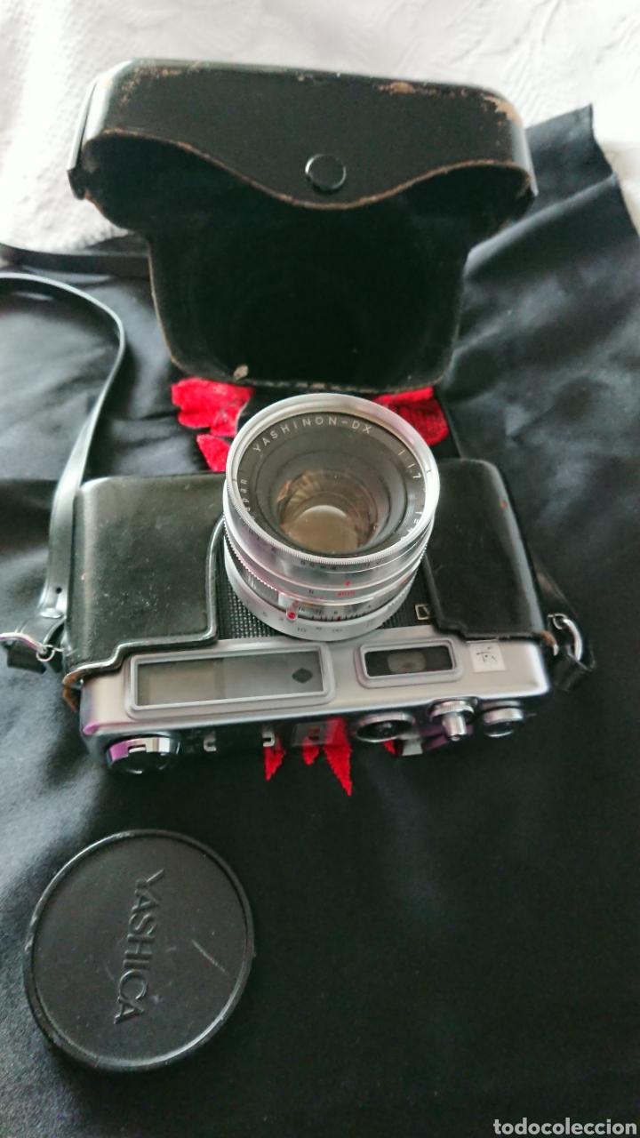 Cámara de fotos: Yashica electro 35 - Foto 9 - 207875512