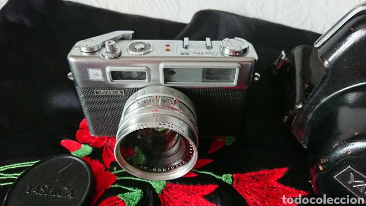 Cámara de fotos: Yashica electro 35 - Foto 10 - 207875512