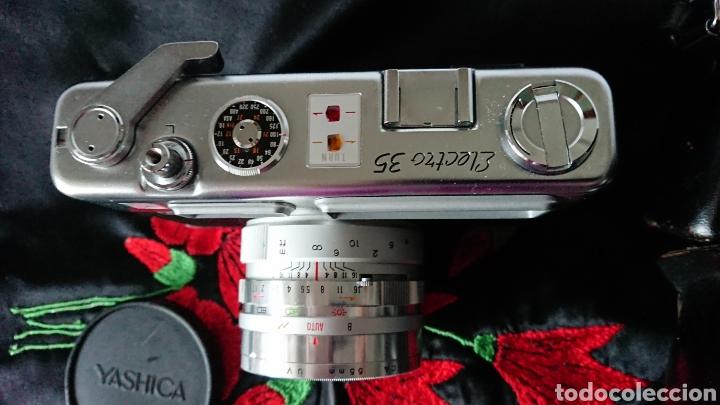 Cámara de fotos: Yashica electro 35 - Foto 12 - 207875512