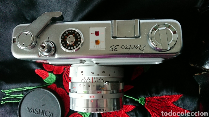 Cámara de fotos: Yashica electro 35 - Foto 13 - 207875512
