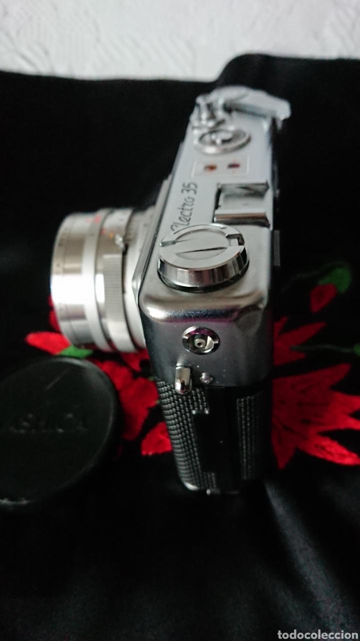 Cámara de fotos: Yashica electro 35 - Foto 14 - 207875512