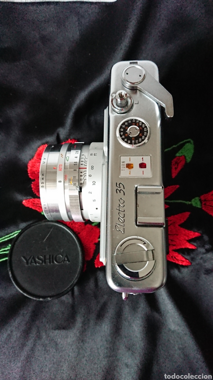 Cámara de fotos: Yashica electro 35 - Foto 15 - 207875512