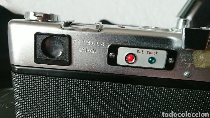 Cámara de fotos: Yashica electro 35 - Foto 17 - 207875512