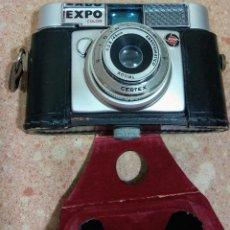 Cámara de fotos: CAMARA FOTOGRAFICA EXPOCOLOR. Lote 209032943