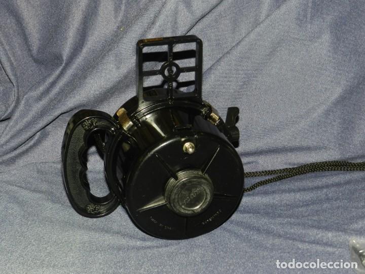 Cámara de fotos: (M) CAMARA DE FOTOS DE BUCEO SILURO NEMROD FABRICADO EN ESPAÑA - Foto 6 - 209206513