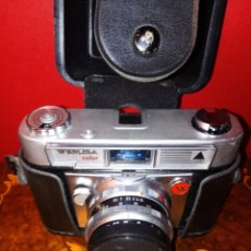Cámara de fotos: CAMARA DE FOTOS - WERLISA COLOR - FUNDA ORIGINAL - AÑOS 1960/1967 MUY BUEN ESTADO. Lote 209302487