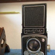 Cámara de fotos: ROLLEIFLEX. Lote 209345528