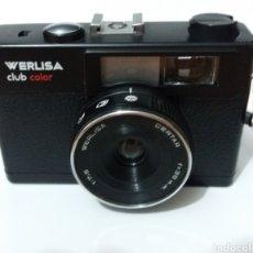 Cámara de fotos: WERLISA CLUB COLOR. Lote 209847563