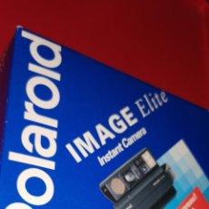 Cámara de fotos: POLAROID IMAGE ELITE AÑO 2000 SIN USO NUEVA A ESTRENAR. Lote 209957617