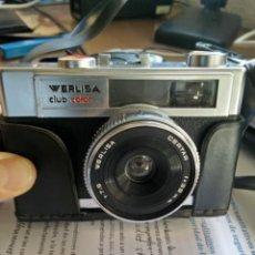 Cámara de fotos: WERLISA. Lote 210073031