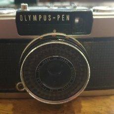 Cámara de fotos: CAMARA DE FOTOS OLYMPUS PEN EES-2 AÑOS 70 MADE IN JAPAN. Lote 210103050