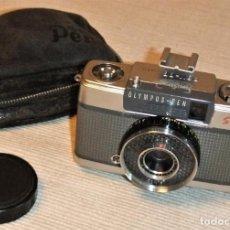 Cámara de fotos: CÁMARA CLÁSICA OLYMPUS EE-S (1962-1966). Lote 210247827