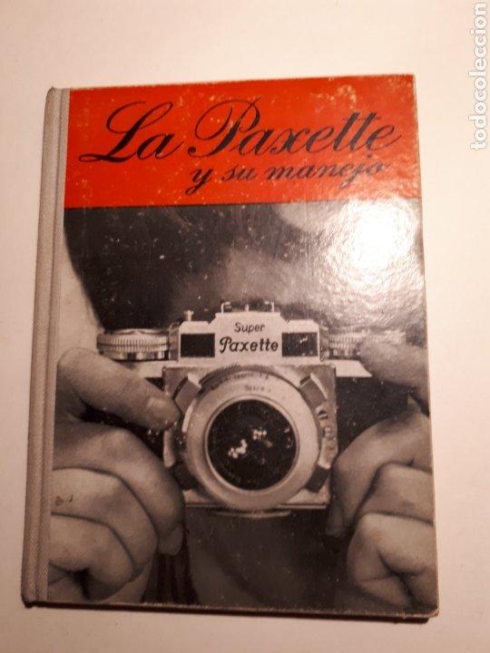 Cámara de fotos: CÁMARA FOTOGRÁFICA BRAUN LA PAXETTE FUNCIONANDO CON SU FUDA DE CUERO ORIGINAL. - Foto 12 - 210354231