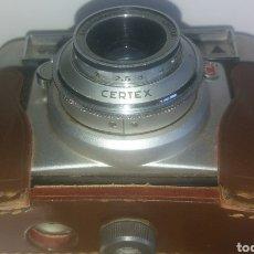 Cámara de fotos: WERLISA COLOR, 1963, FABRICADO POR CERTEX SPAIN. CON ESTUCHE.. Lote 210644866