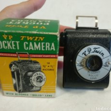 Appareil photos: BAQUELITA USA.VP TWIN POCKET CAMERA.1952. Lote 210700744