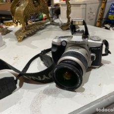 Cámara de fotos: CAMARA REFLEX ANALOGICA MINOLTA DYNAX 4 - VER LAS FOTOS. Lote 210791462