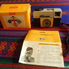 Cámara de fotos: CÁMARA FOTOGRÁFICA KODAK INSTAMATIC 25 CON CAJA E INSTRUCCIONES.. Lote 210794926