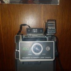 Cámara de fotos: CAMARA INSTANTANEA POLAROID 430. Lote 210814250