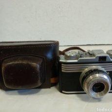 Cámara de fotos: ART DECO.RAREZA.ILOCA QUICK.1953.FUNCIONA.CON FUNDA. Lote 210966322