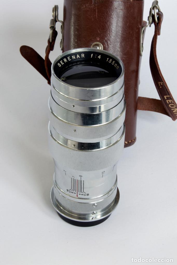 Cámara de fotos: Expectacular CANON P, con Lente SERENAR 135 mm - Foto 4 - 211334644