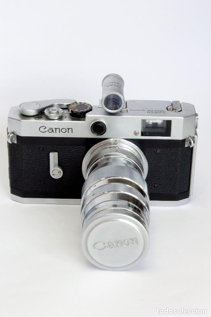 Cámara de fotos: Expectacular CANON P, con Lente SERENAR 135 mm - Foto 8 - 211334644