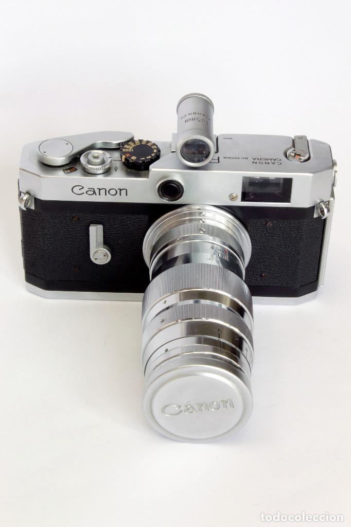 Cámara de fotos: Expectacular CANON P, con Lente SERENAR 135 mm - Foto 10 - 211334644