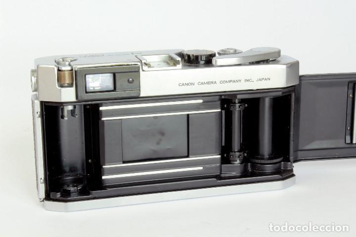 Cámara de fotos: Expectacular CANON P, con Lente SERENAR 135 mm - Foto 20 - 211334644