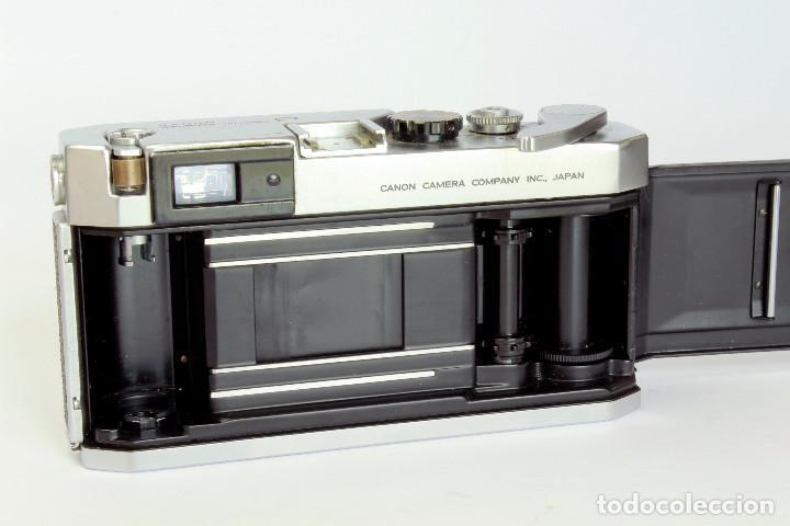 Cámara de fotos: Expectacular CANON P, con Lente SERENAR 135 mm - Foto 21 - 211334644