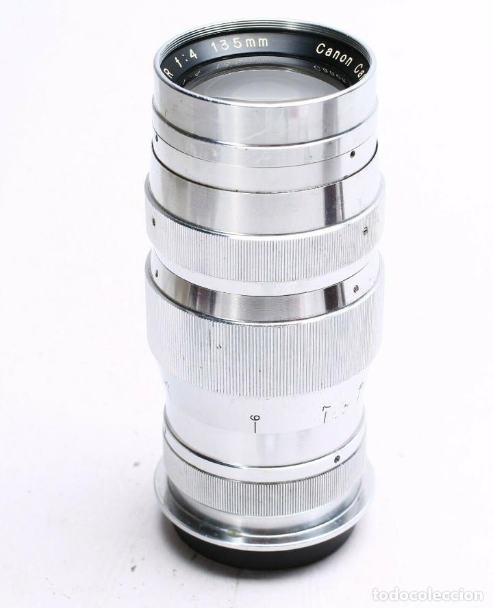 Cámara de fotos: Expectacular CANON P, con Lente SERENAR 135 mm - Foto 26 - 211334644