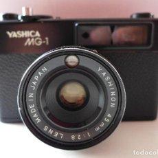 Cámara de fotos: CAMARA DE FOTOS YASHICA MG-1. Lote 211667685