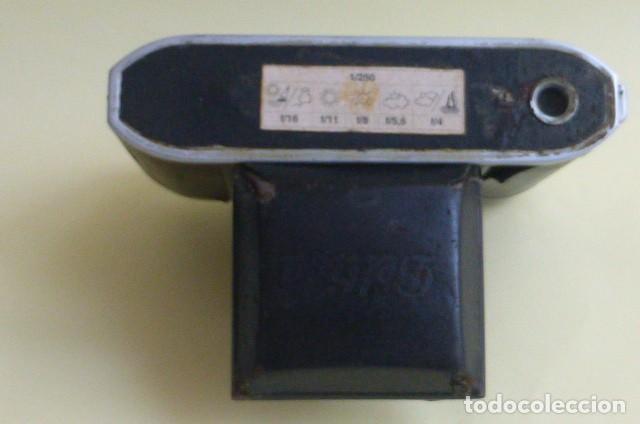 Cámara de fotos: Camara de fuelle, Beltica..Carl Zeiss Jena....Decada de los 50/60...Ver fotos..Descripcion. - Foto 7 - 211933998