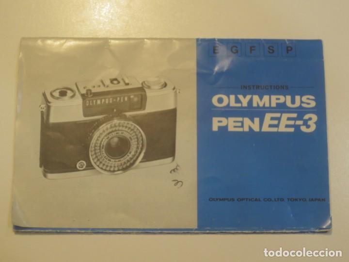 Cámara de fotos: Olympus Pen EE-3 - Foto 2 - 213421900