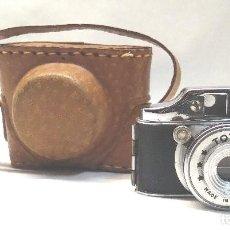 Cámara de fotos: TOYOCA MINI CÁMARA MADE IN JAPAN AÑOS 50 DE ESPIA. Lote 213890867