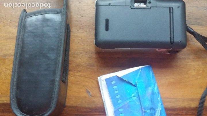 Cámara de fotos: compacta kh30, funda e instrucciones - Foto 2 - 214039288