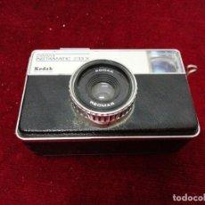 Cámara de fotos: CÁMARA DE FOTOS KODAK INSTAMATIC 233-X. Lote 214799442