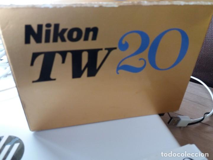 Cámara de fotos: NIKON TW20 AF FUNDA, CAJA ORIGINAL E INSTRUCCIONES - Foto 5 - 215737053