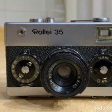 Cámara de fotos: ROLLEI 35. Lote 215942878