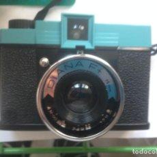 Cámara de fotos: LOMOGRAPHY DIANA F PLUS - COMPLETA . CAJA , ACCESORIOS , TAPA , LIBRO , INSTRUCCIONES .... Lote 217240682