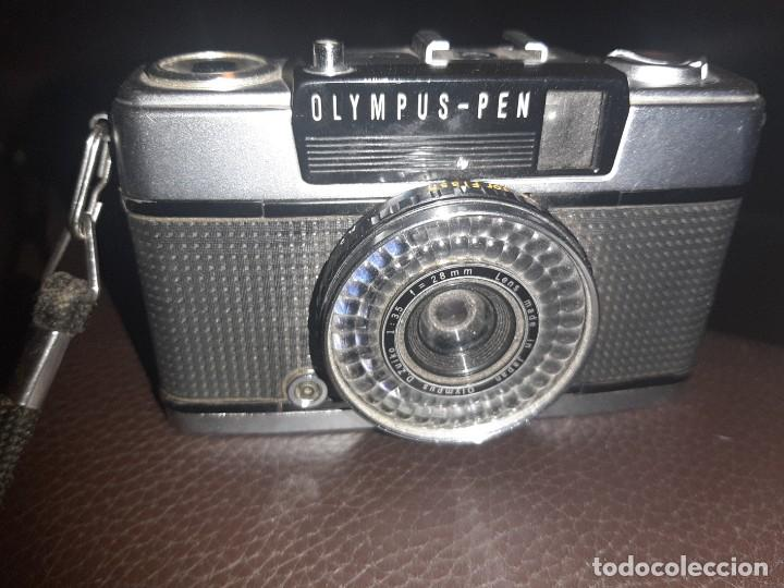 Cámara de fotos: Camara olympus pen EE-2 - Foto 2 - 217956313