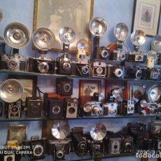 Cámara de fotos: 45 CÁMARAS FOTOGRÁFICAS LOTE. Lote 217989720