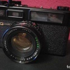 Cámara de fotos: CAMARA FOTOGRAFICA TELEMETRICA YASHICA ELECTRO 35 MOD. GTN. Lote 217991745
